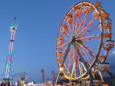The Alaska State Fair